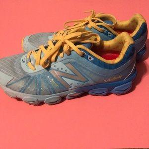Disney New Balance Tennis Shoes Size 9